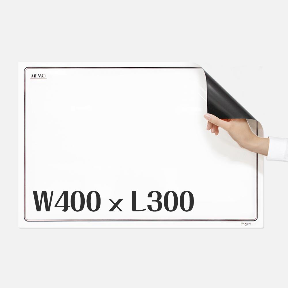 마그피아 고무자석 화이트보드(400x300)