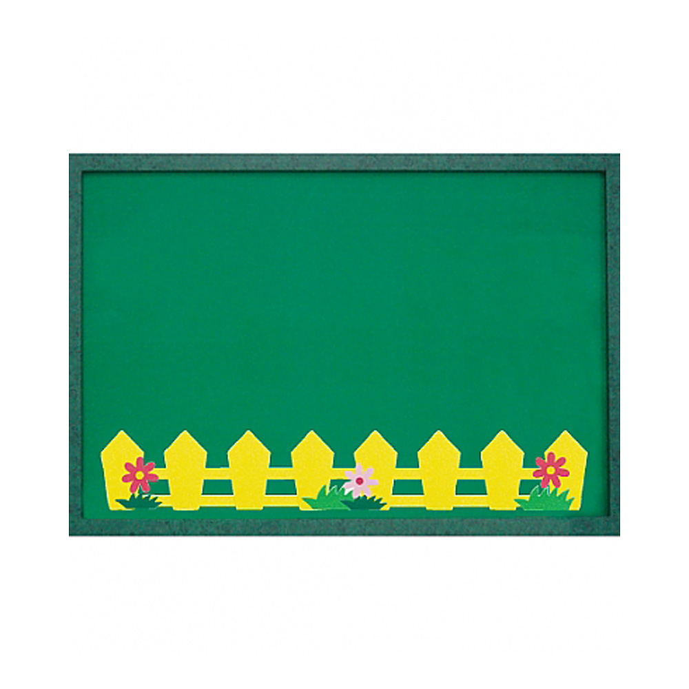 h50 어린이집 환경판꾸미기(대) 마름모울타리