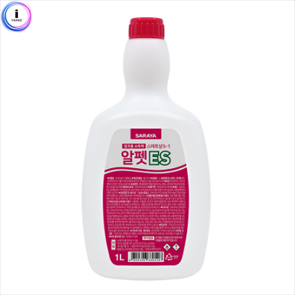 알펫 ES 1L 살균소독/발효알코올58.5%