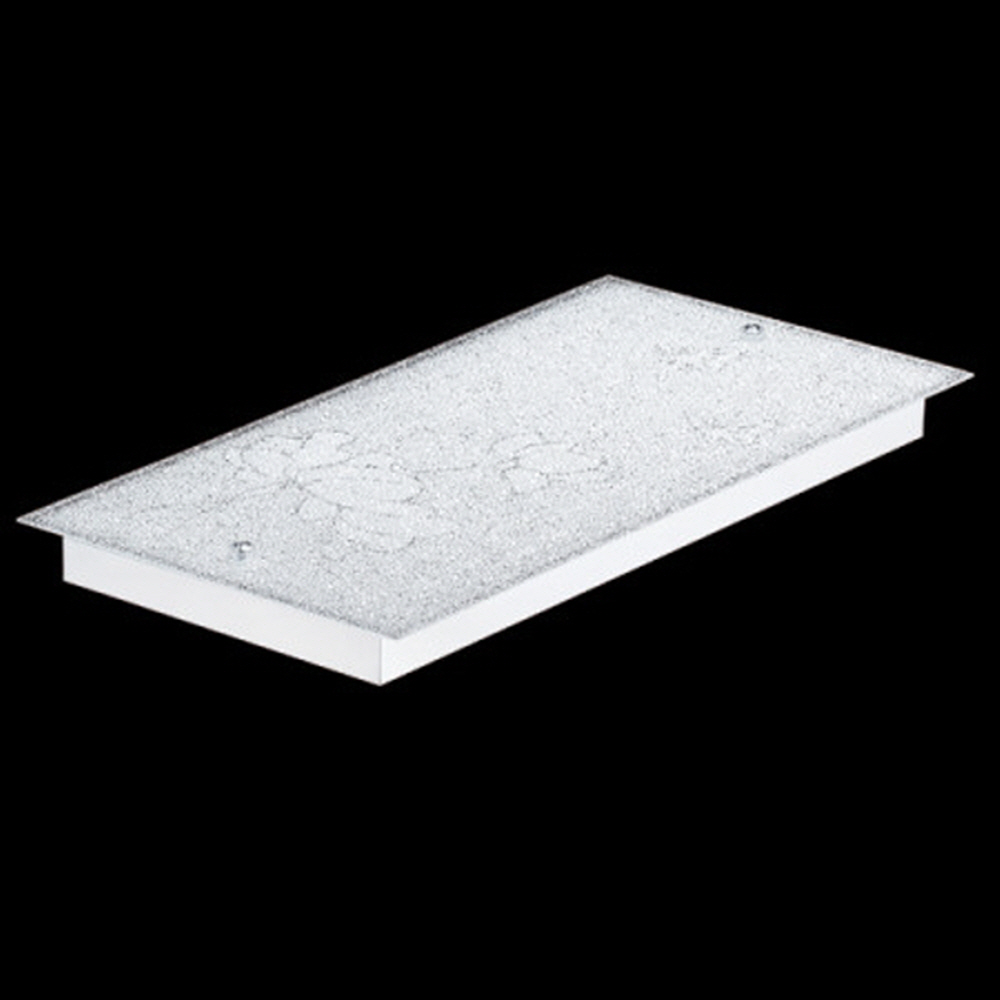 LED 거실등 장미 2등 60W
