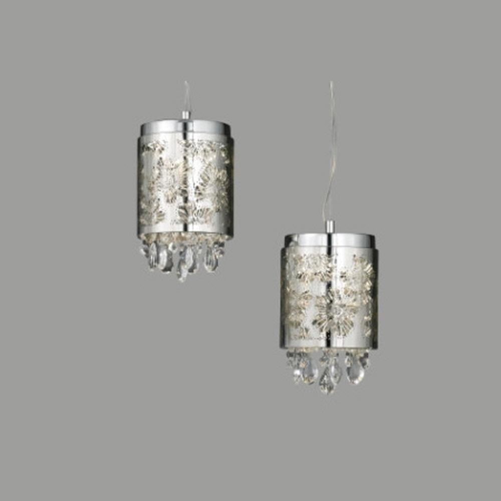 LED 식탁등 플라워 2등 예쁜 식탁등
