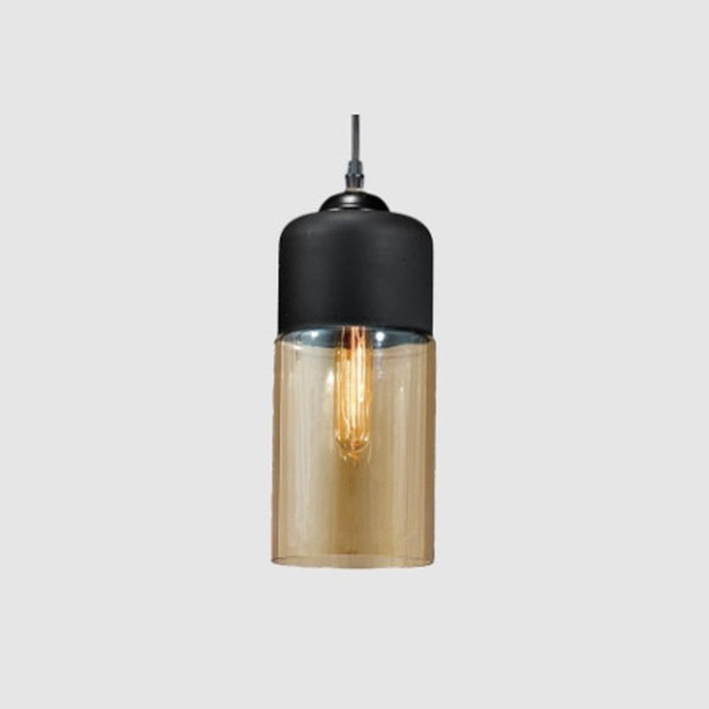 투톤 C P_D LED 블랙 식탁등