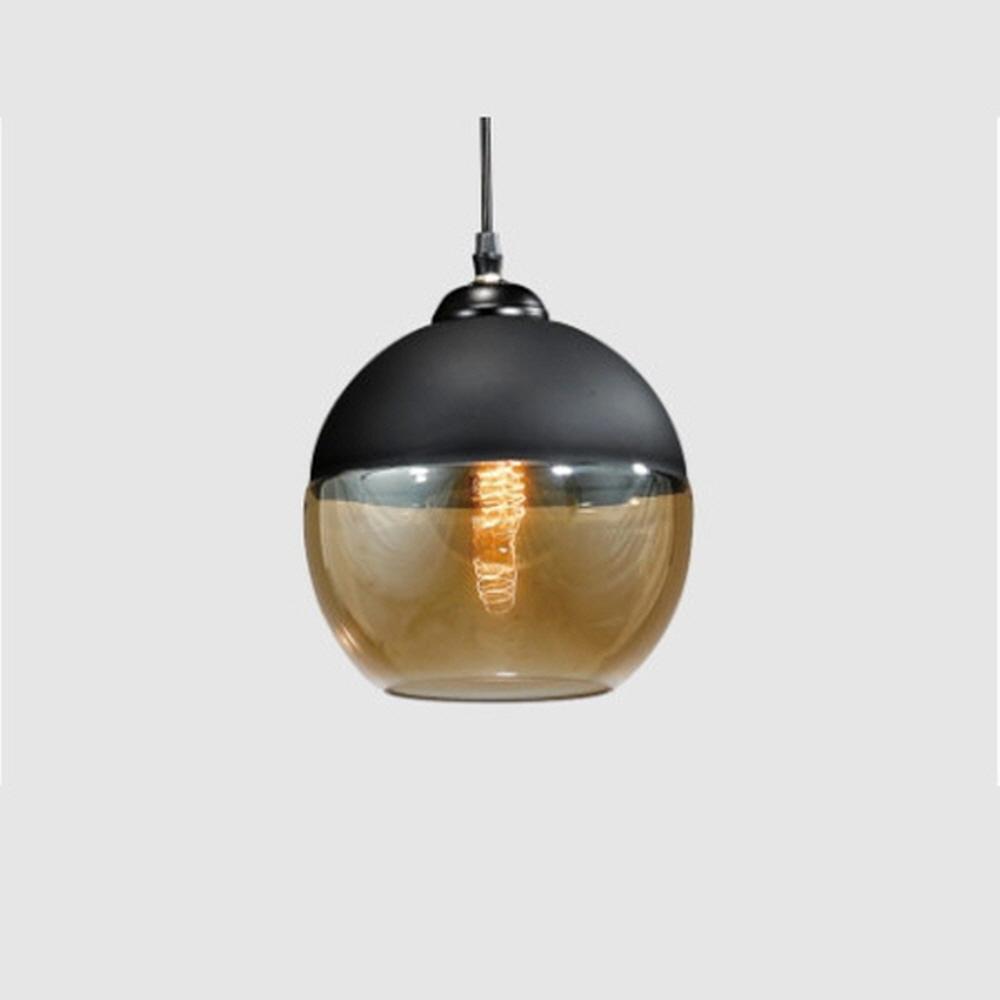 투톤B P_D LED 블랙 식탁등