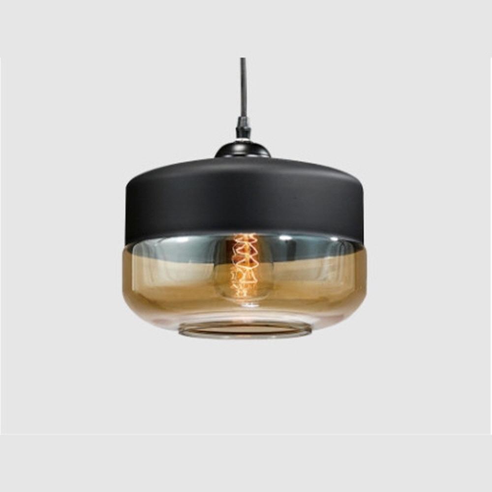 투톤 A P_D LED 블랙 식탁등