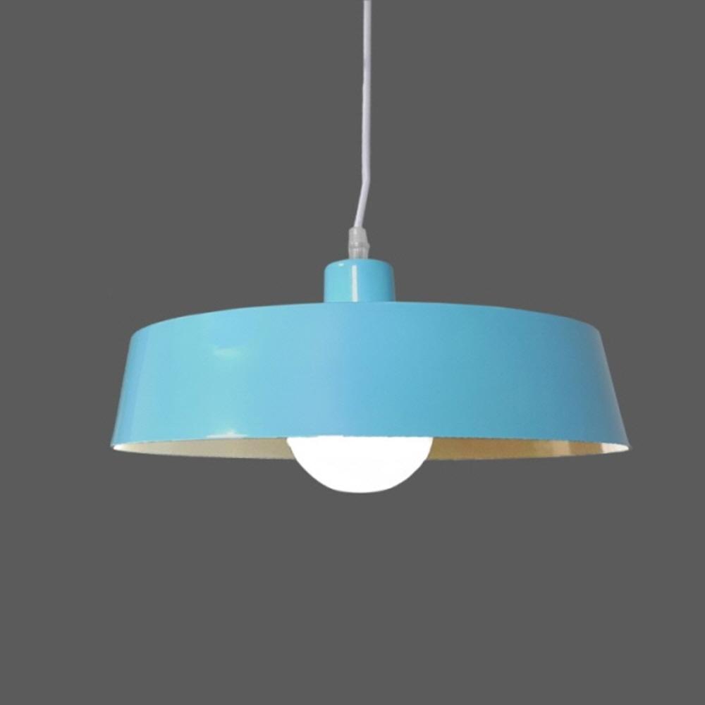 LED식탁등 몰 1등 하늘색
