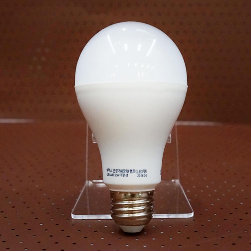 절전형 아텍스 LED램프 12W 주광색 26베이스