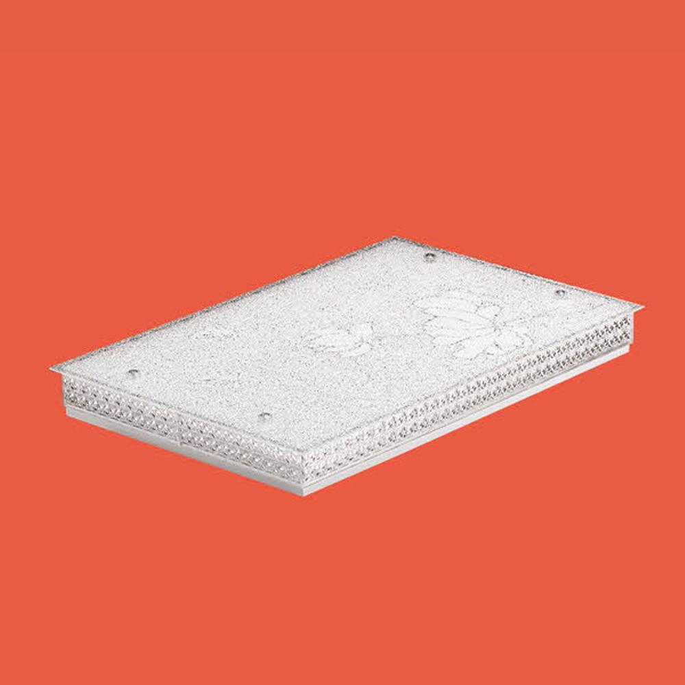 장미럭셔리 거실3등 LED 90W 절전형