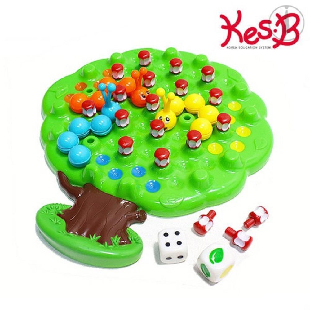 보드게임 사과나무 애벌레퍼즐