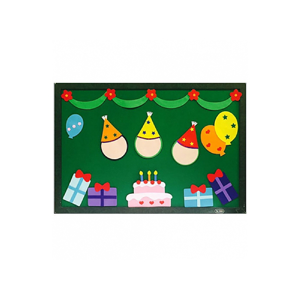 환경꾸미기(대) 생일파티