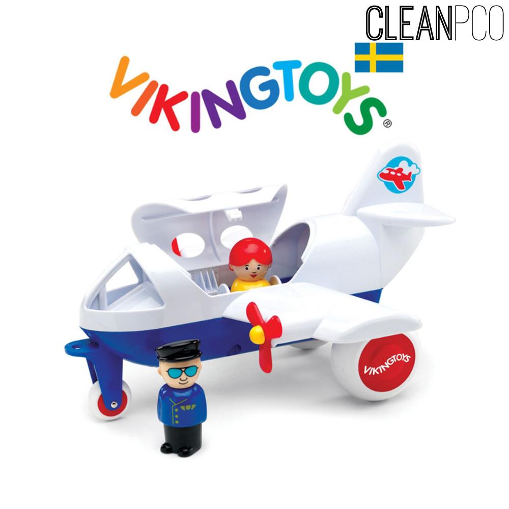 바이킹토이 점보 여객비행기 30cm(81274)
