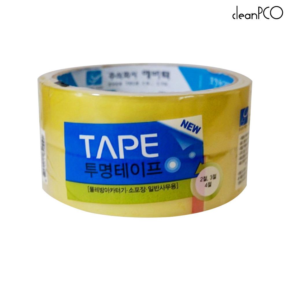 투명테이프 25mm