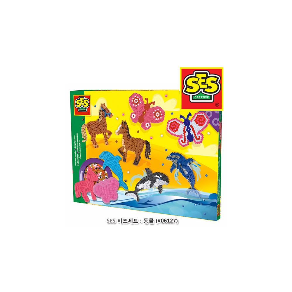 SES 비즈세트 동물(06127)
