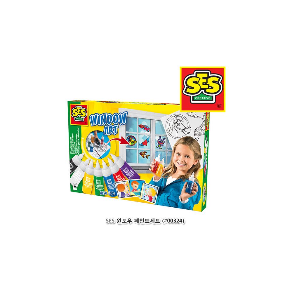SES 윈도우페인트세트(00324)