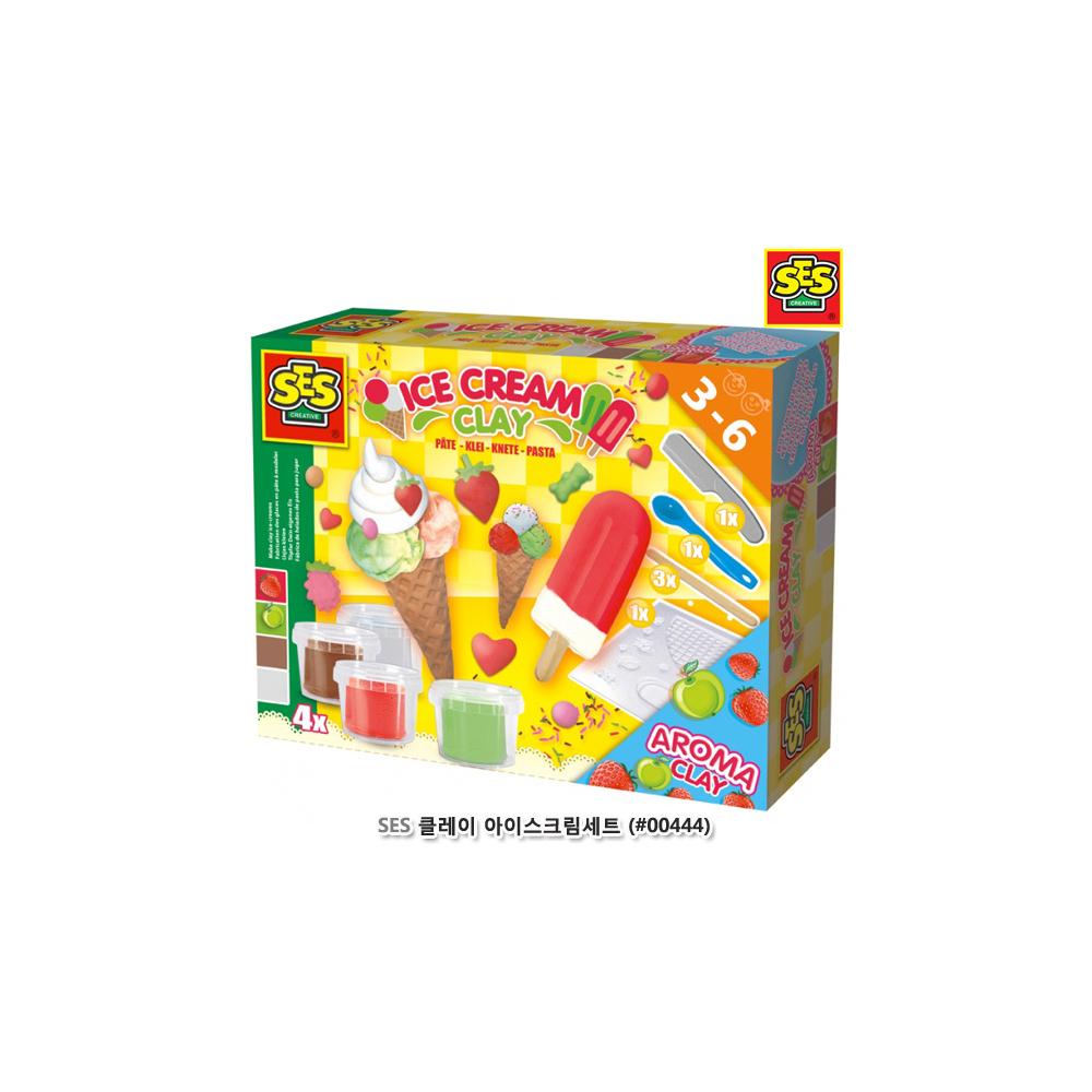 SES 클레이 아이스크림세트(00444)