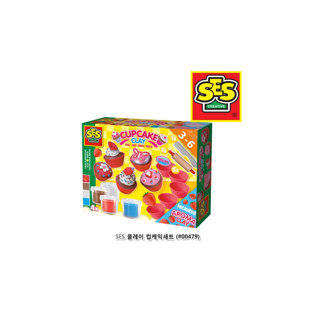 SES 클레이 컵케익세트(00479)