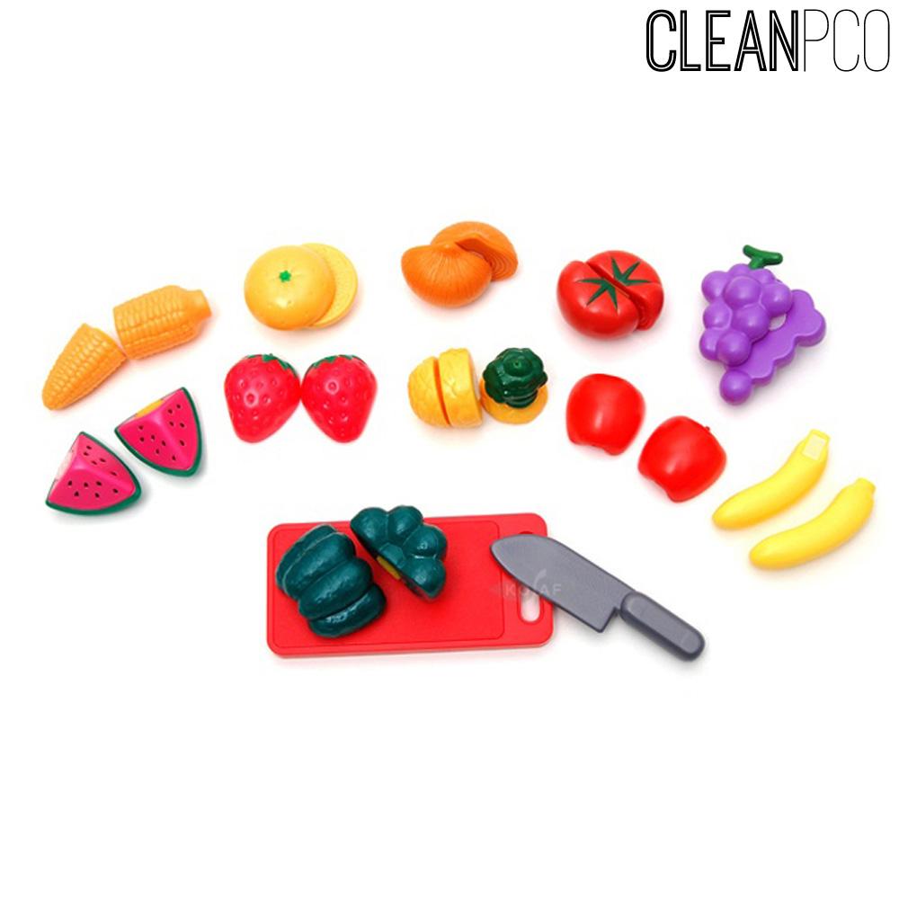 레드박스 New 과일과야채놀이세트(22141)