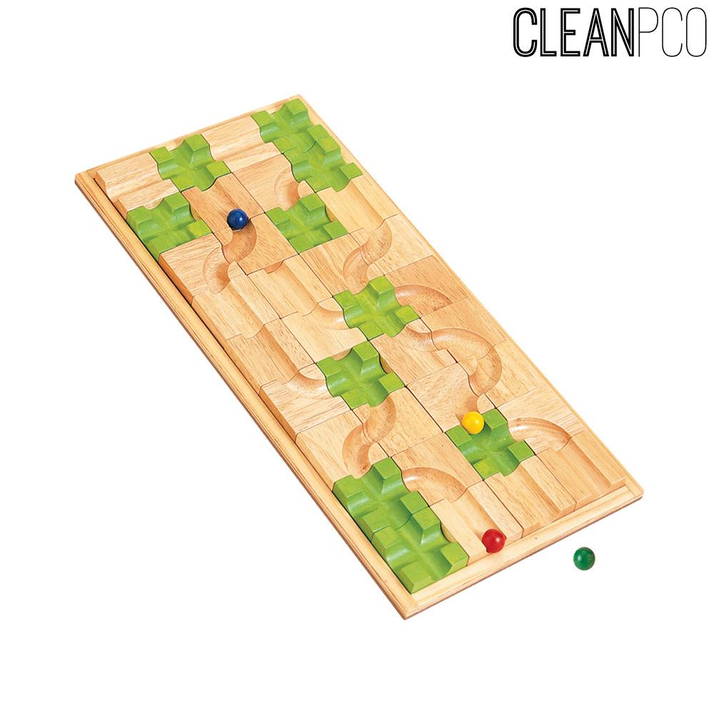 브알라 미로게임(길만들기블록 S906)
