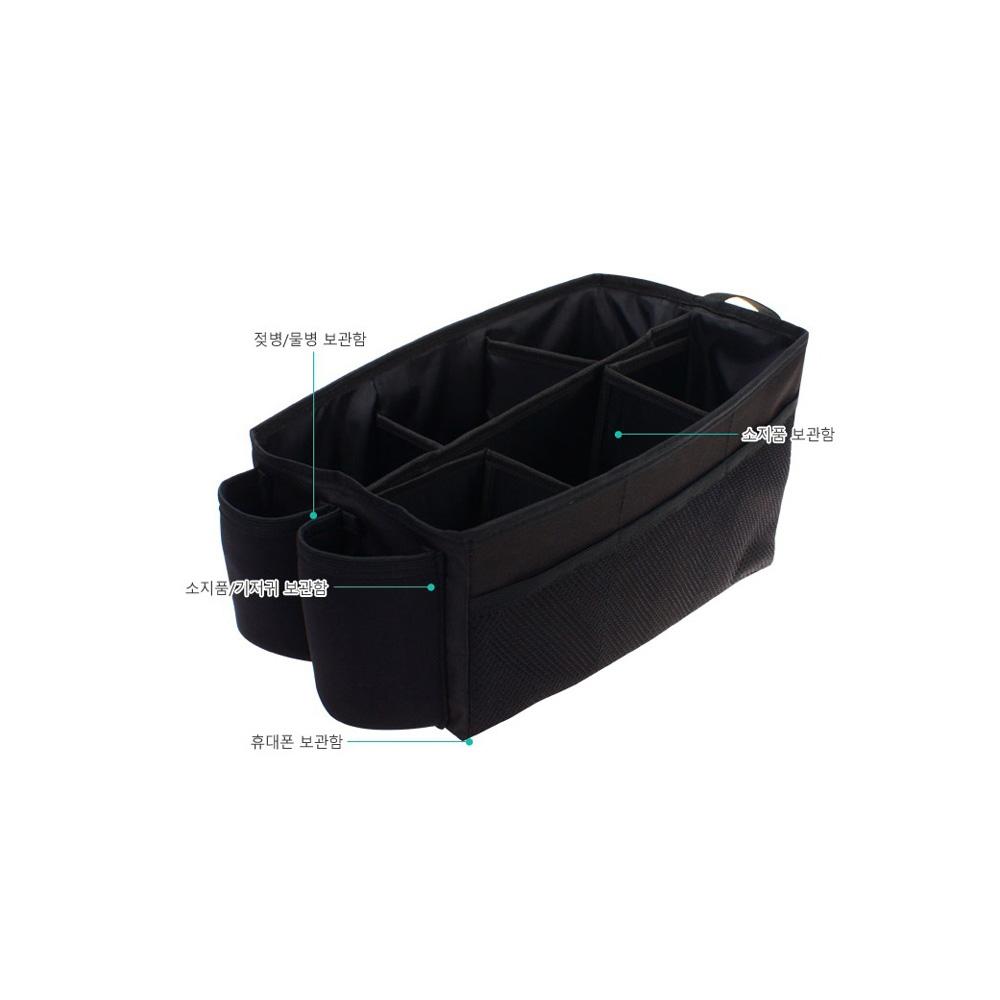 h30 쁘띠베베 14포켓 자동차수납정리함(BN1668)