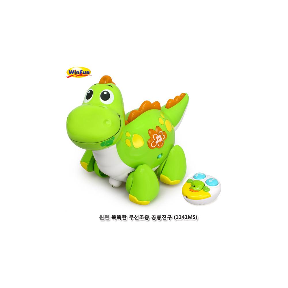 윈펀 똑똑한 무선조종 공룡친구(1141MS)