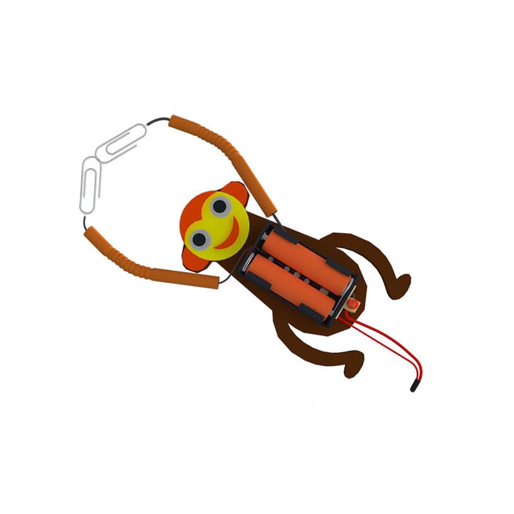 (HM)원숭이 전기전도계(전기박사)