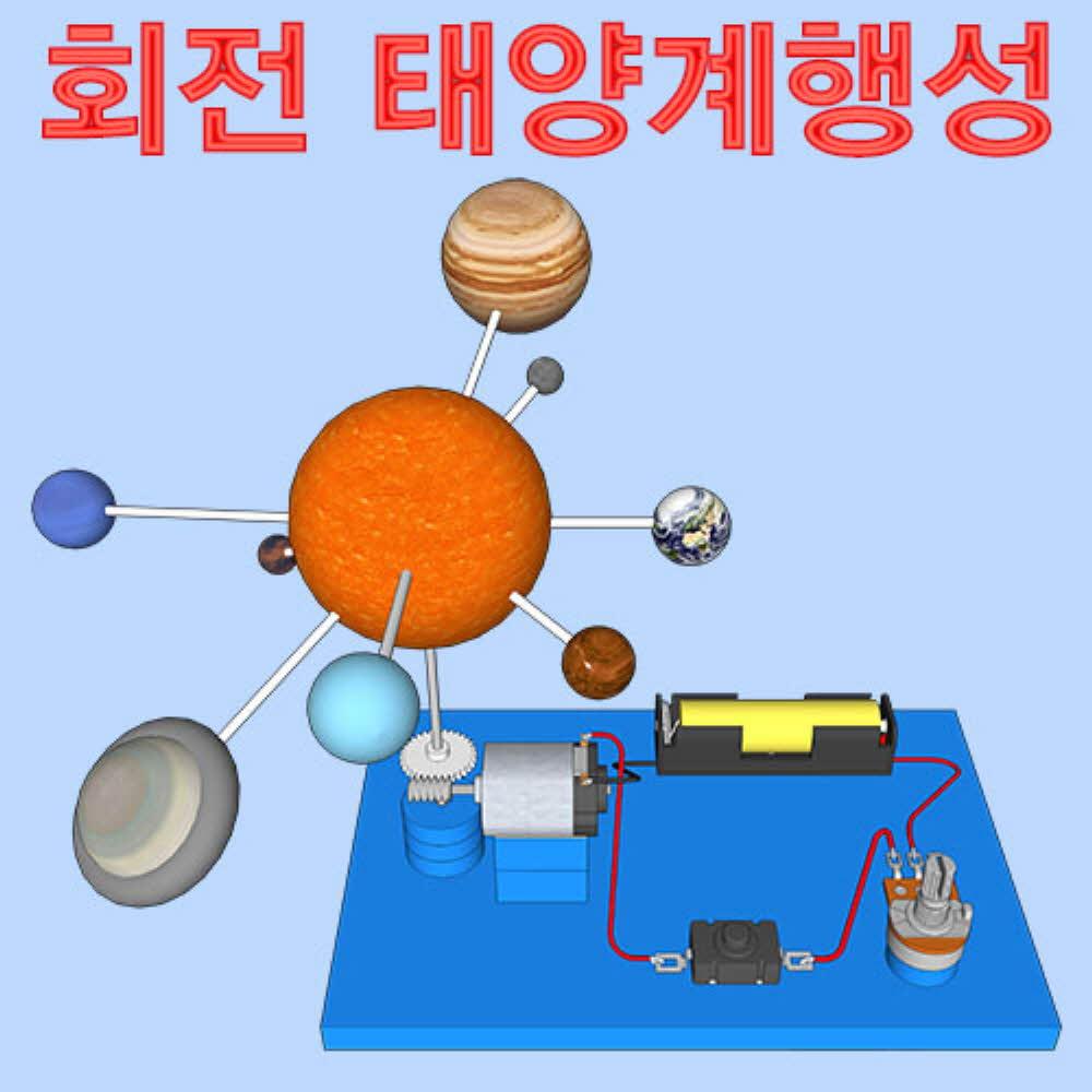 (HM)회전 태양계행성