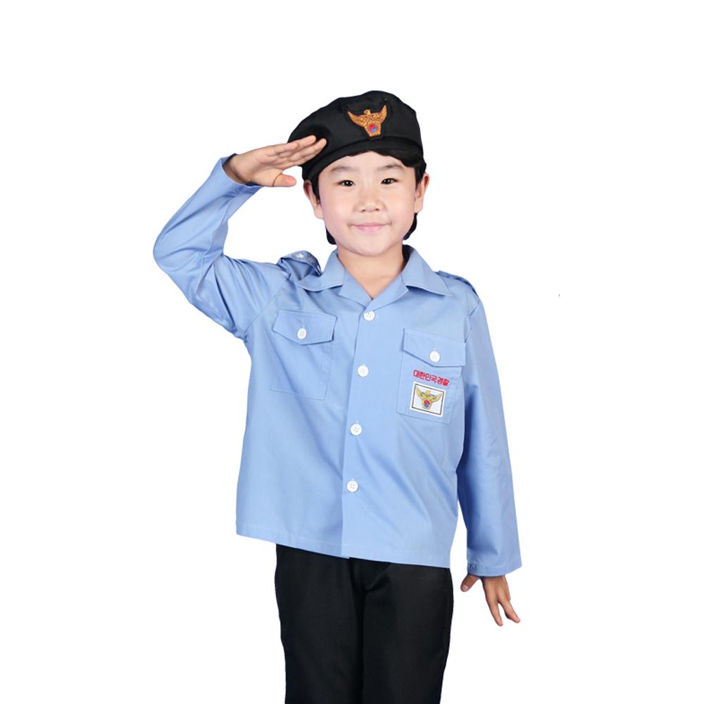 b06 CW01 아동경찰관(상의) 7호