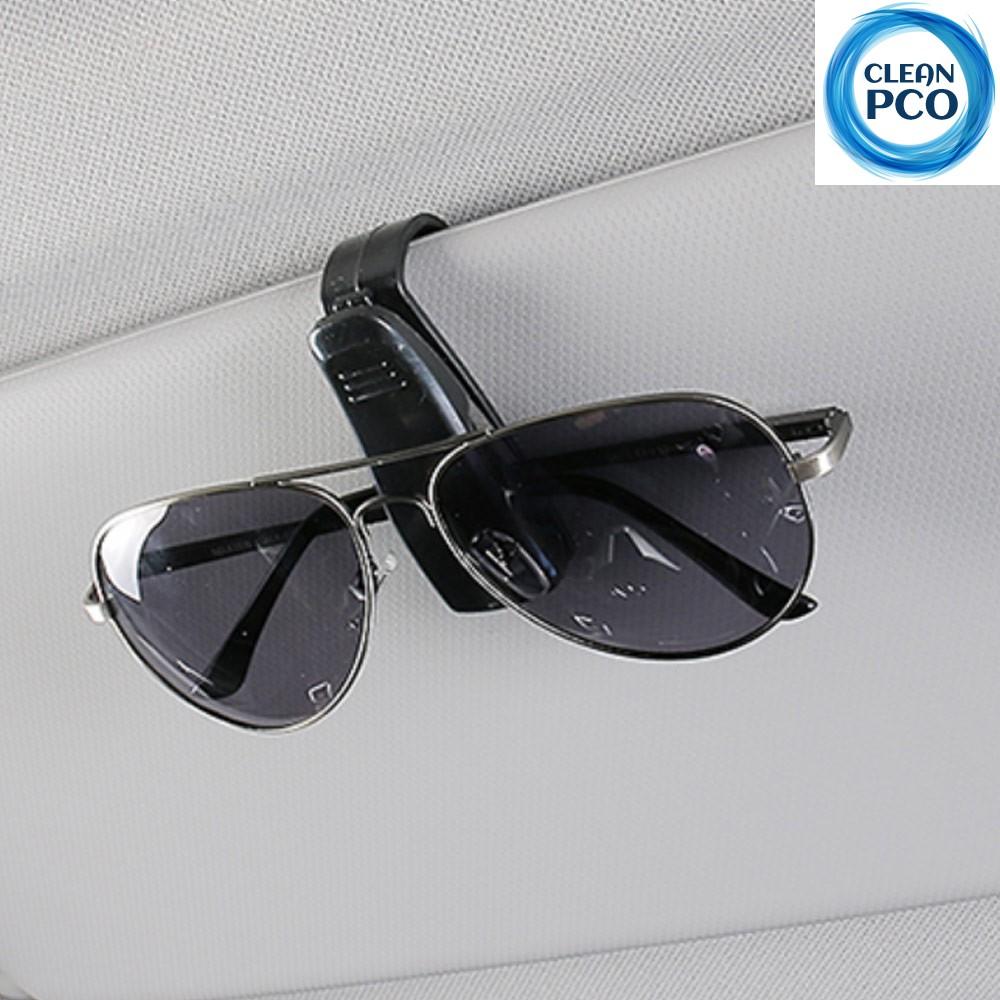 b08 (리빙)안경 지킴이 썬바이저 클립 거치대