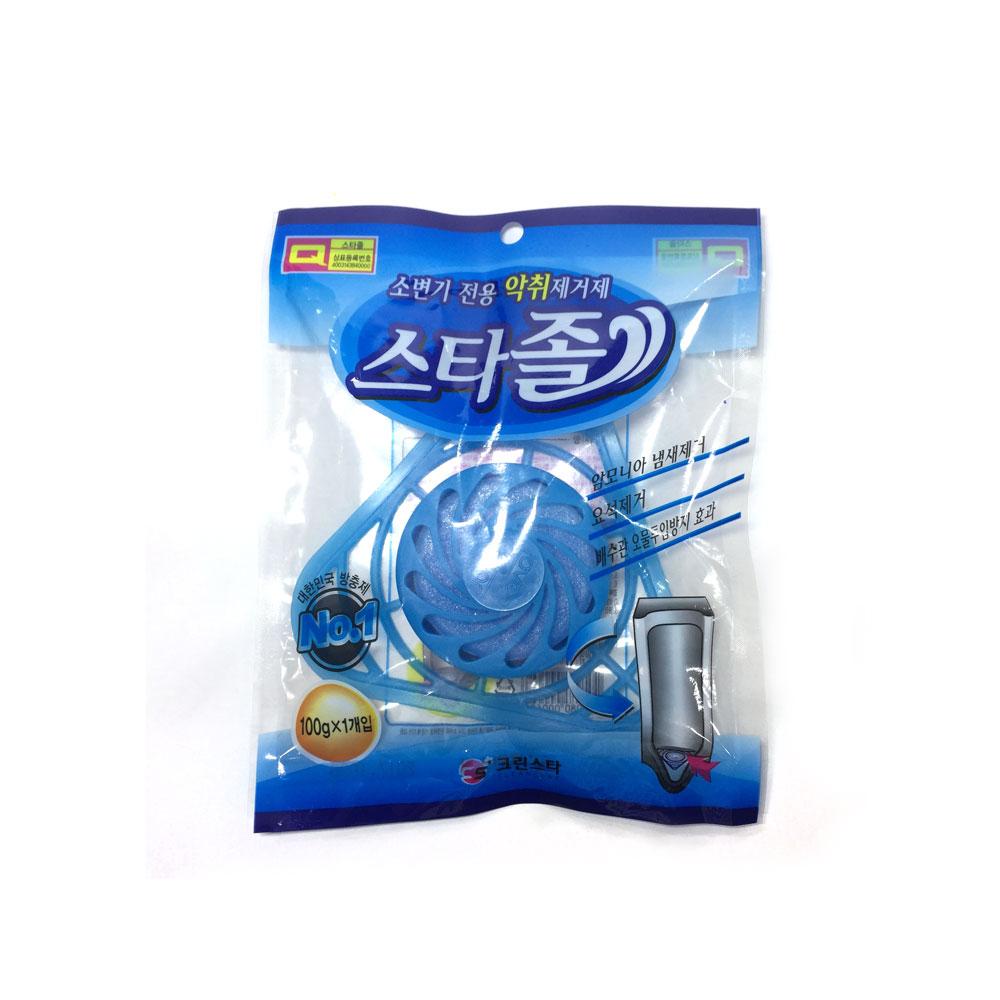 크린스타 스타졸 악취제거제(소변기용)