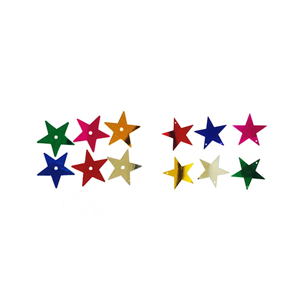 만들기재료 스팡클 별(소/대)