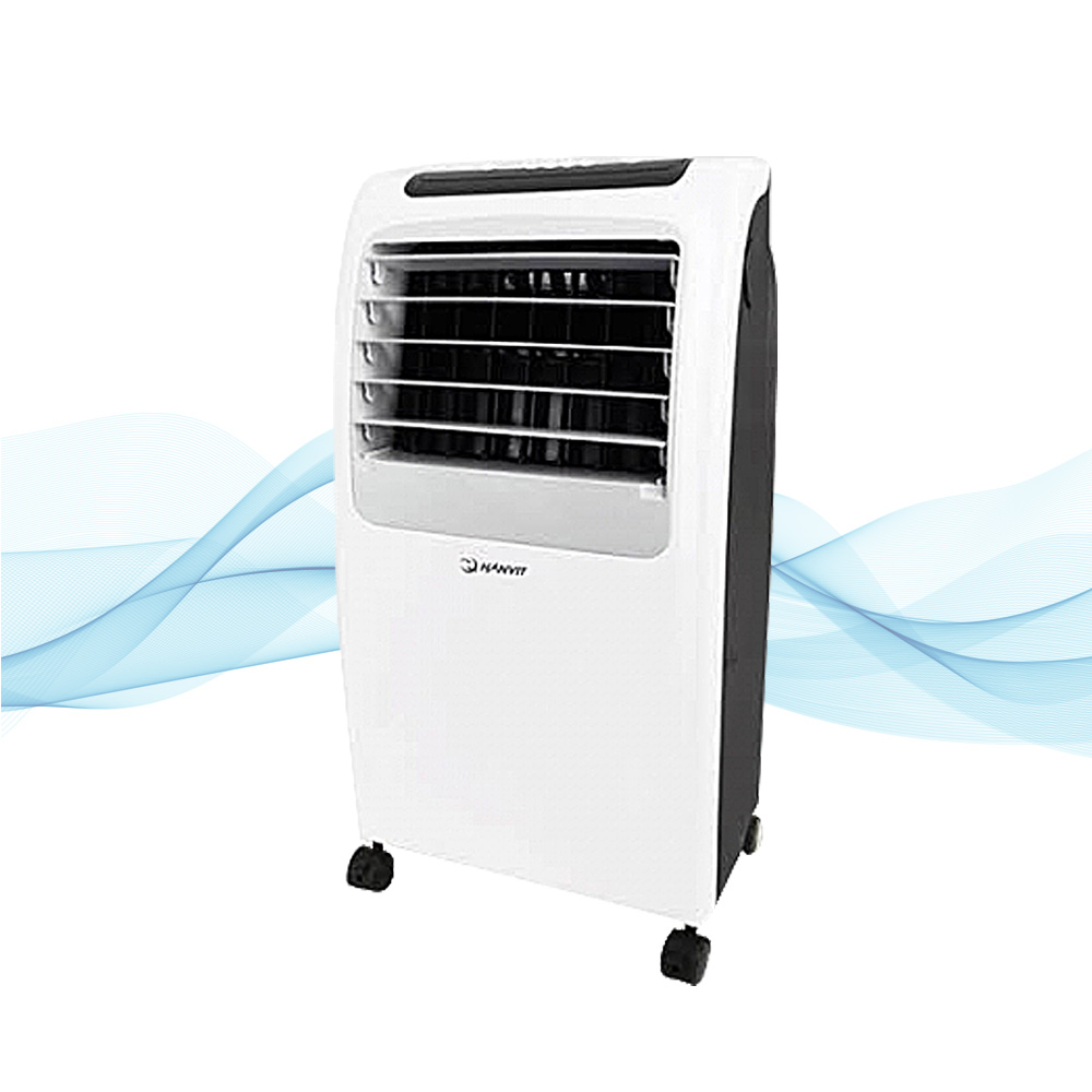 터보 에어쿨러 냉풍기 기계식 얼음선풍기 HV-4822