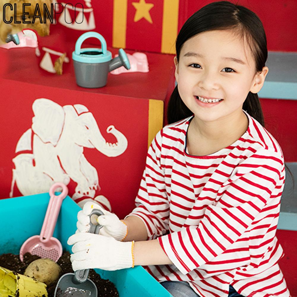 f09 어린이 체험장갑(3~5세용) 어린이면장갑
