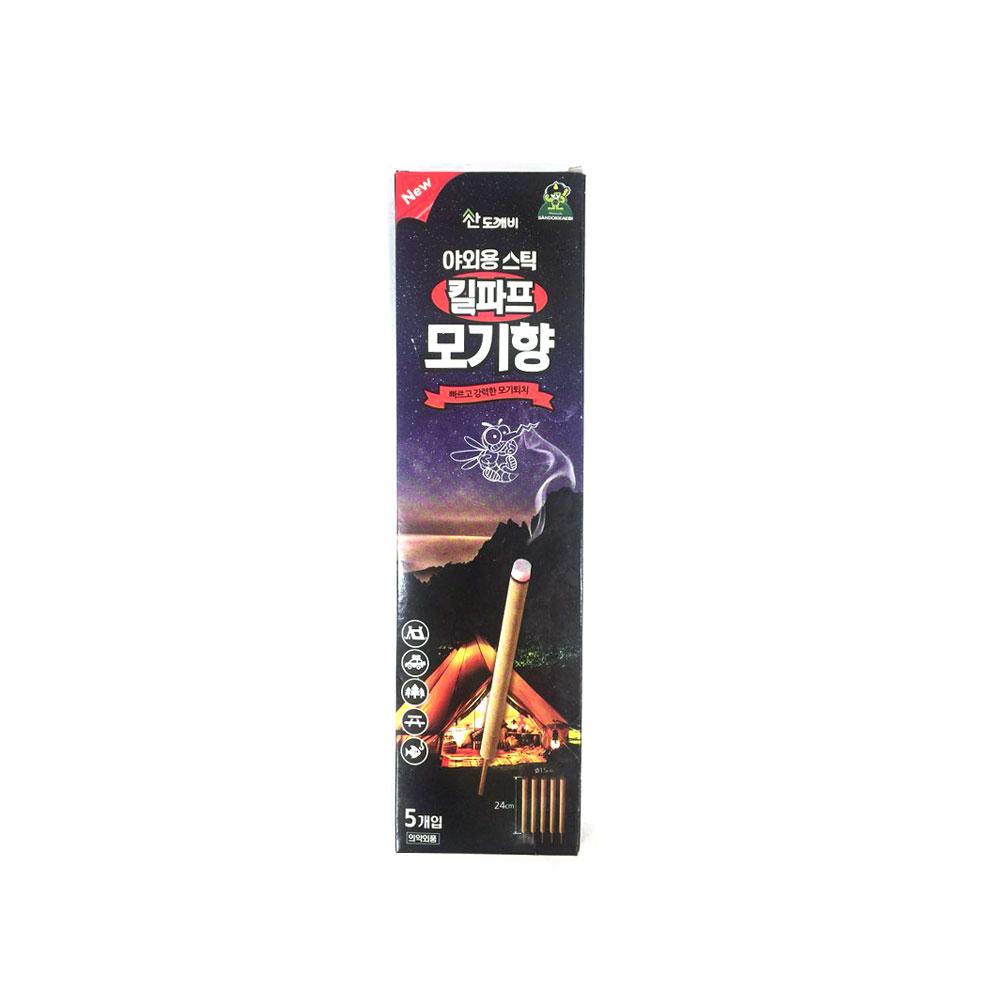 c39 야외용 스틱모기향 5P