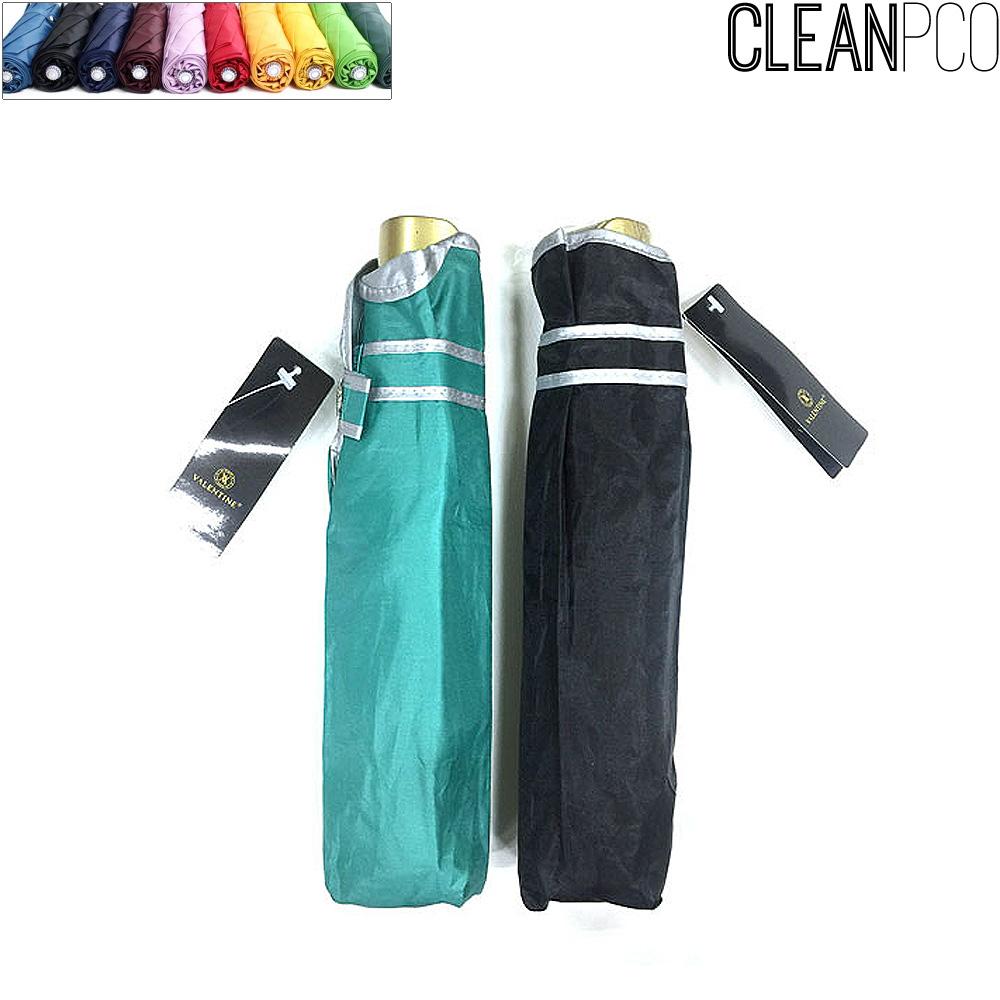 3단 폴리실버 반자동우산(색상랜덤)