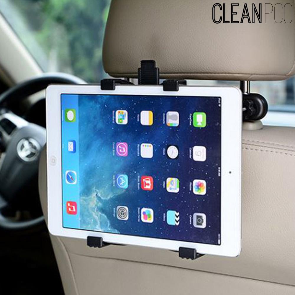 b08 (리빙)뒷자석 차량용 태블릿PC 거치대