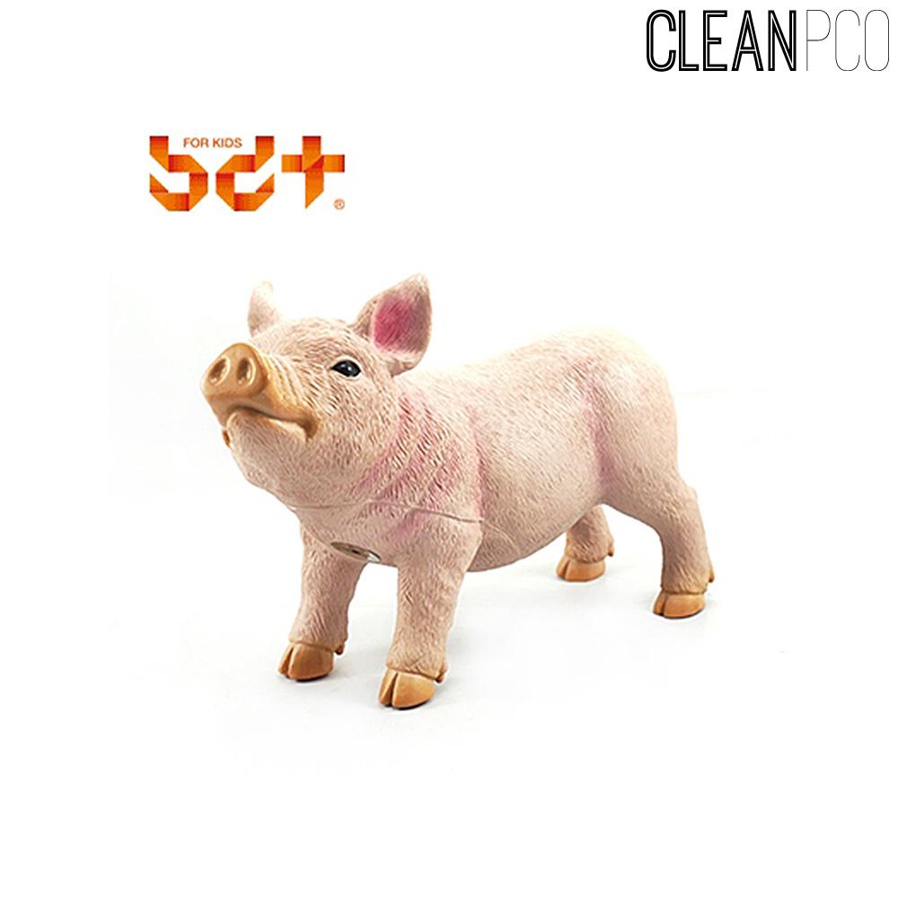 h28 반디 돼지 소프트동물모형