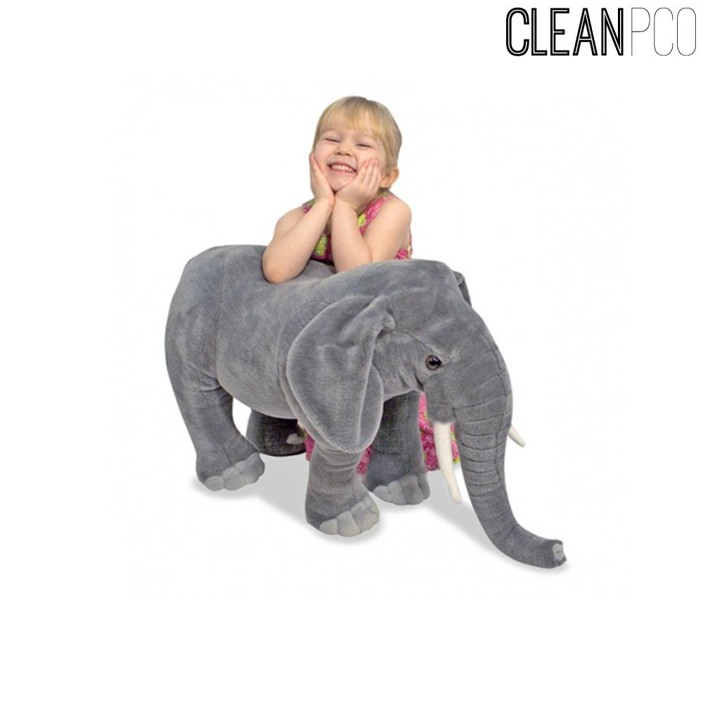 h09 멜리사앤더그 튼튼한 코끼리인형 MD2185