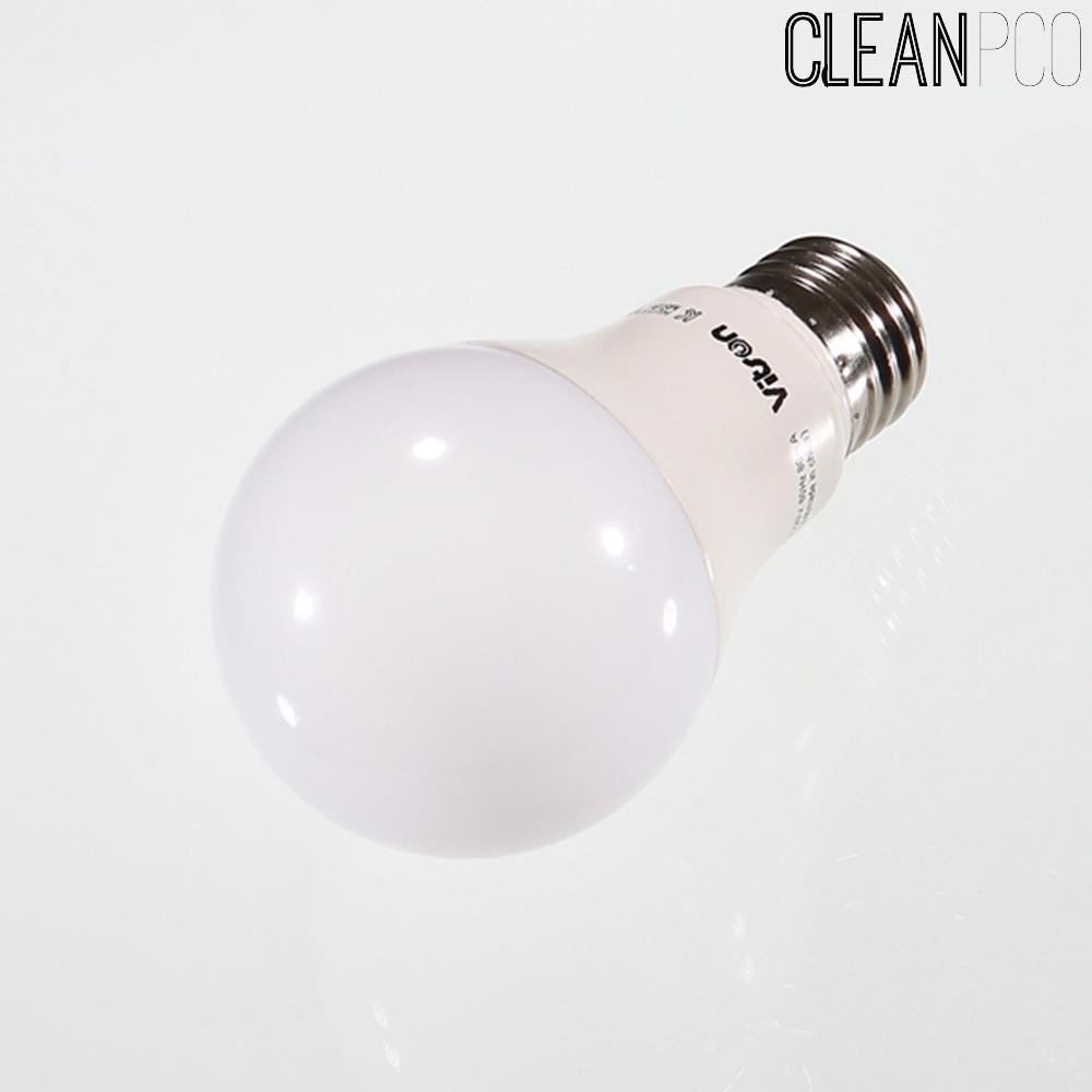 비츠온 LED 벌브램프 10W 주광색 E26