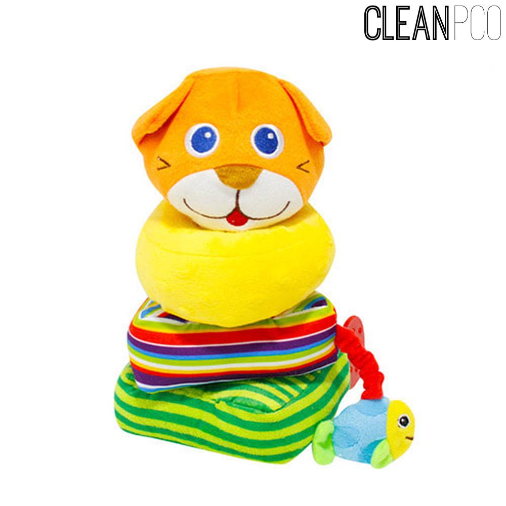 뚜시베베 헝겊링쌓기 고양이