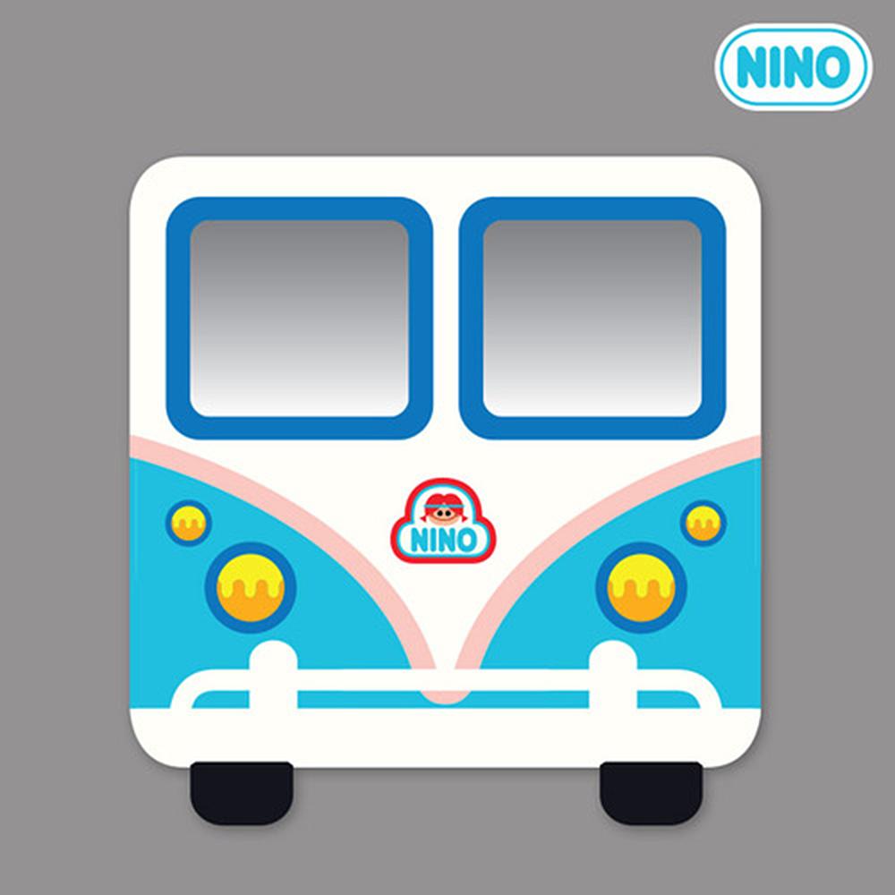 안전거울 니노 미러보드 미니버스하늘(정면) pco28714