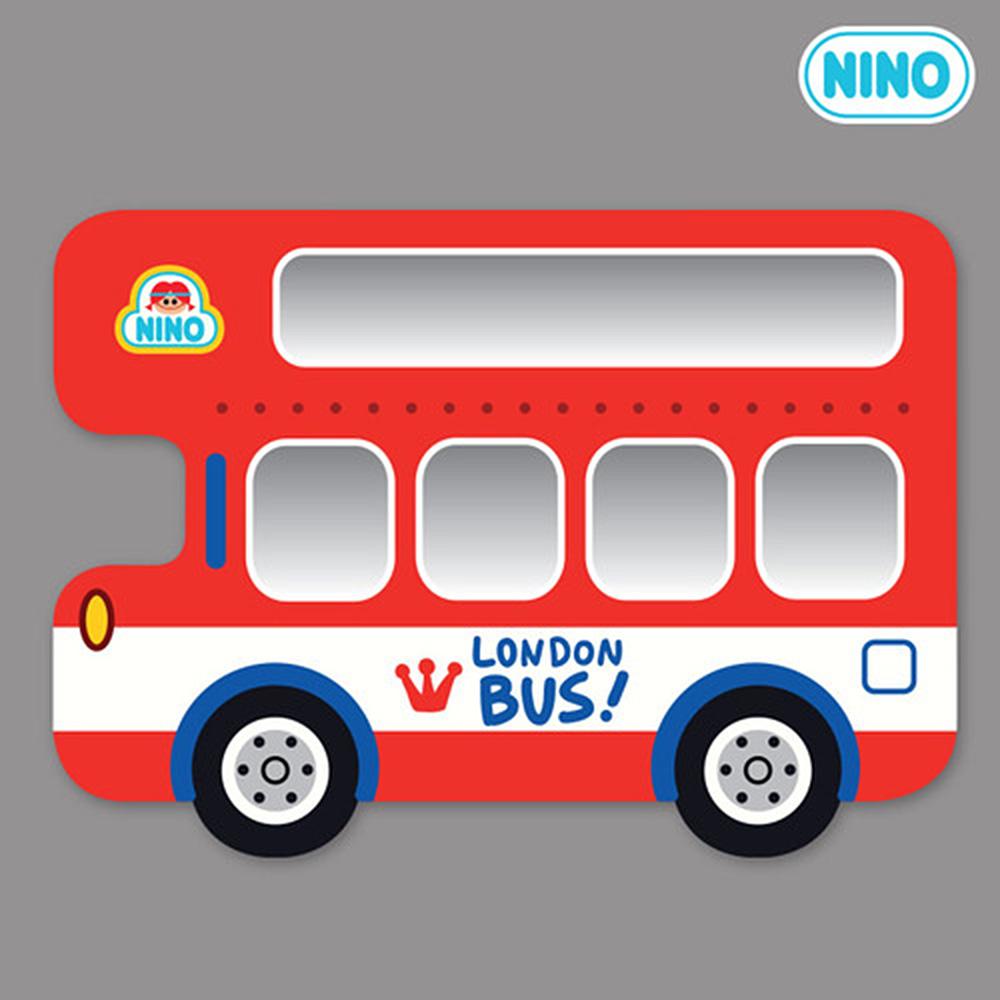 안전거울 니노 미러보드 런던버스(측면) pco28728