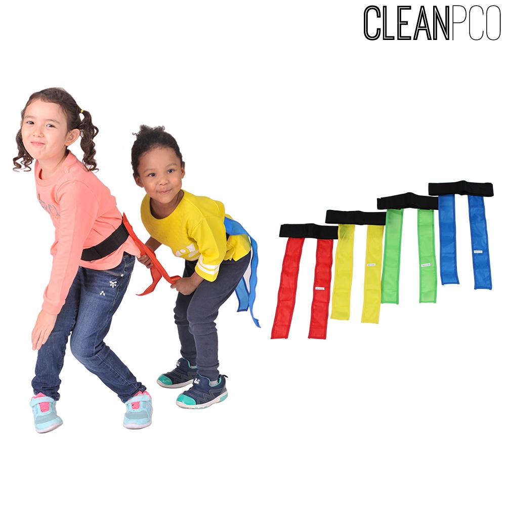 키더스 유아체육교구 꼬리잡기 놀이(4개 1세트)