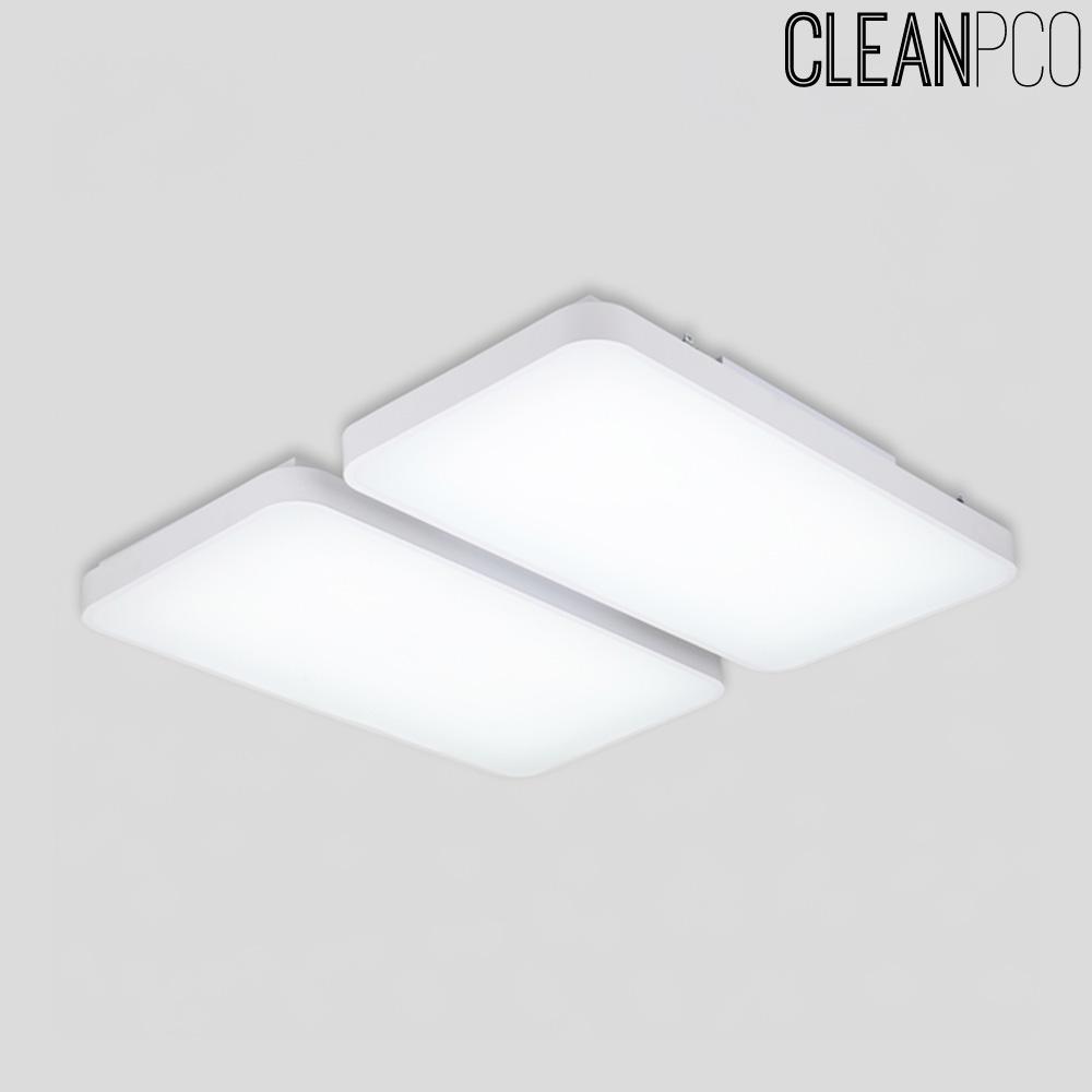 마빈시리즈 LED 거실등 100W 주광색 4등