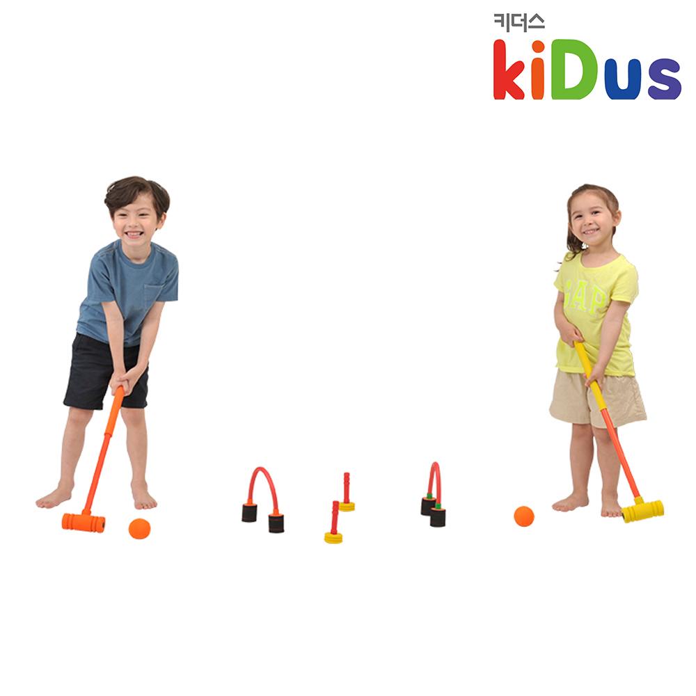 키더스 유아체육교구 소프트 게이트볼