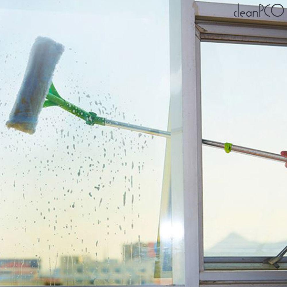 (리빙)접이식 창문닦이 밀대