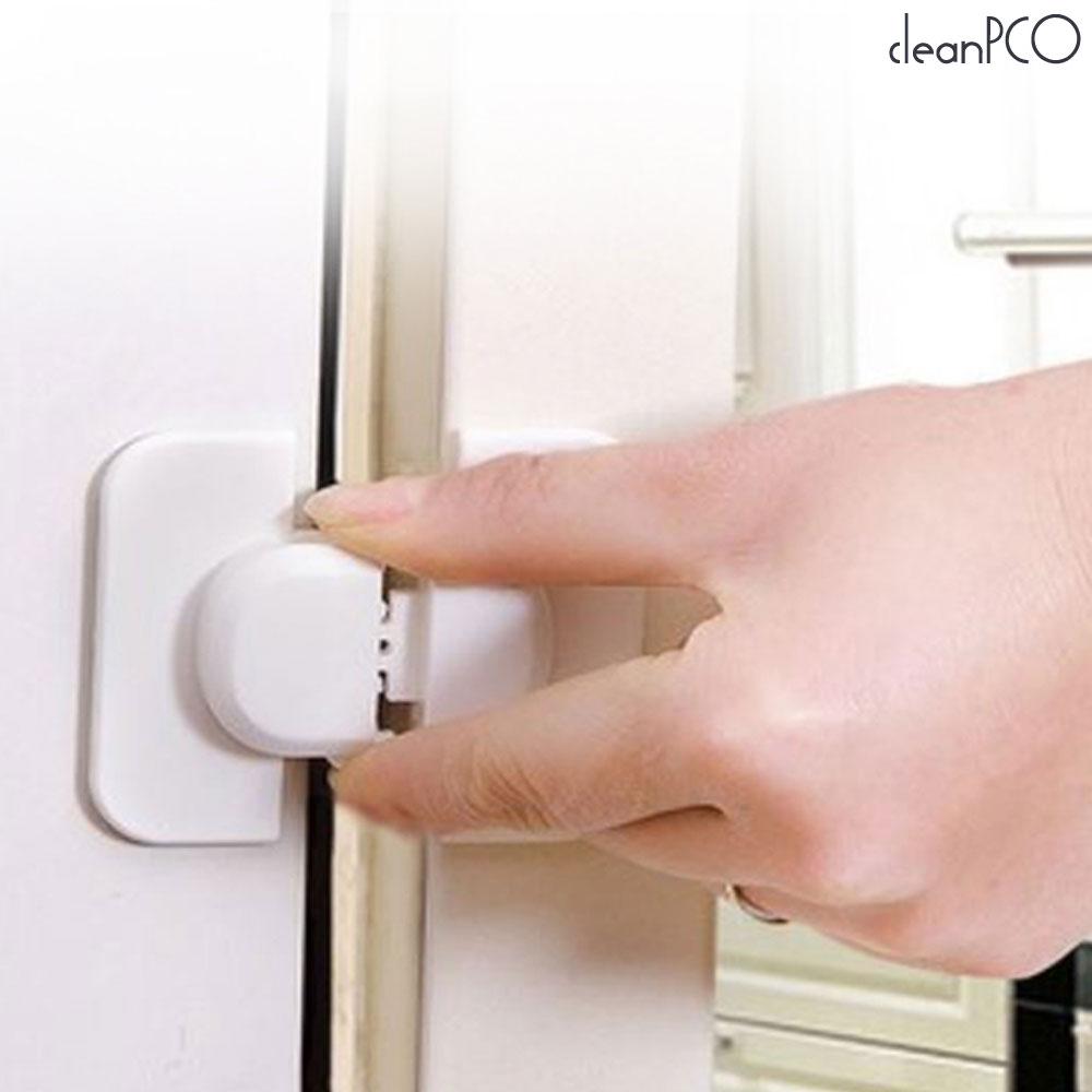 (리빙)냉장고 안전클립