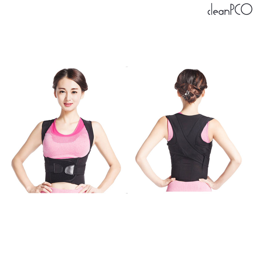 (리빙)척추교정기 허리보호 척추교정밴드