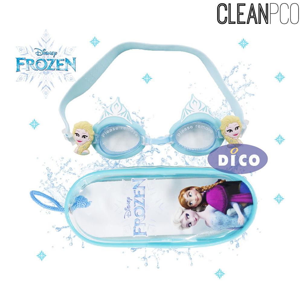 디코 물놀이 디즈니 겨울왕국 고글수경 물안경(09890) pco31610