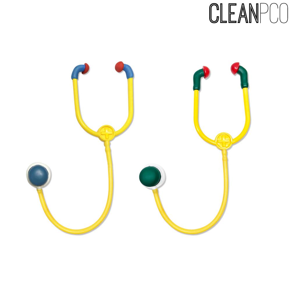 h05 꼬마 소프트 청진기(색상랜덤) 단품
