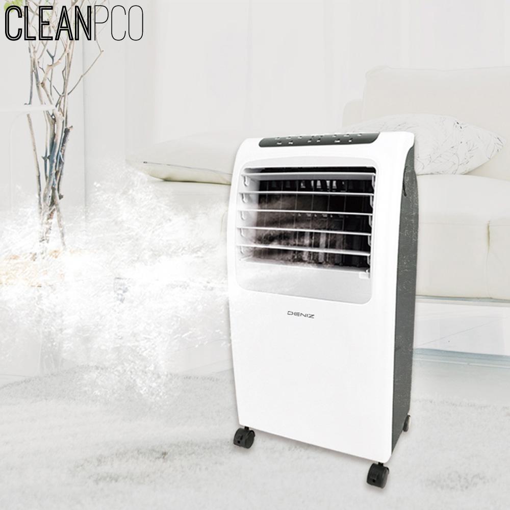d14 데니즈 에어쿨러 리모컨형 냉풍기10L IT-100R