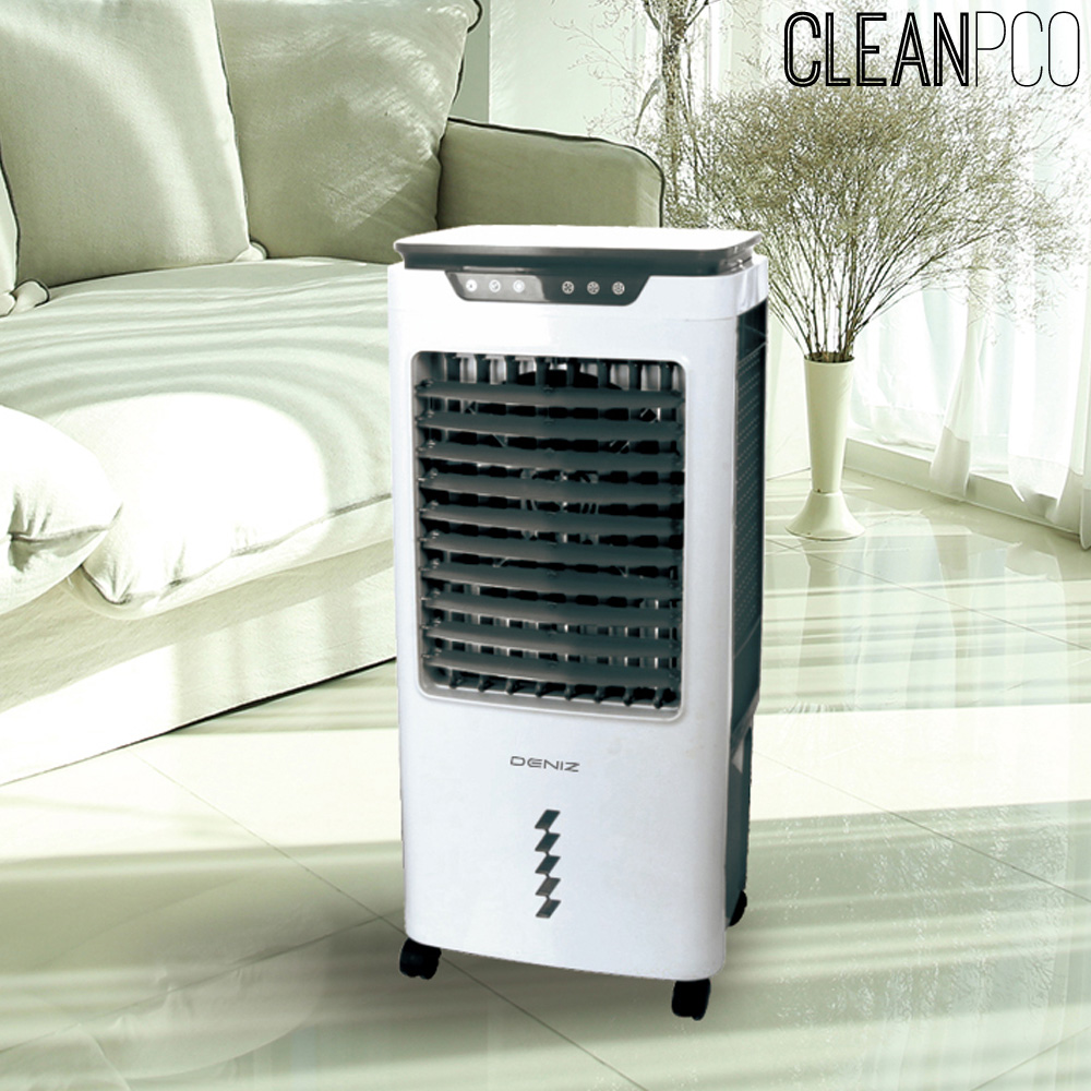 d14 데니즈 산업용 리모컨형 냉풍기50L IT-420R(화이트)